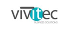 Vivitec Business Solutions logo linking to site